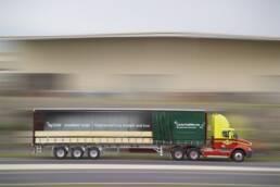 Hyspan Truck Curtain Design by Iezzi Creative